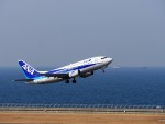 Cayenneさんが、中部国際空港で撮影したANAウイングス 737-54Kの航空フォト(写真)