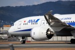 HK Express43さんが、伊丹空港で撮影した全日空 787-881の航空フォト(写真)