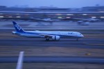 ぶるんねるさんが、羽田空港で撮影した全日空 787-9の航空フォト(写真)