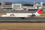 まんぼ しりうすさんが、伊丹空港で撮影したジェイ・エア CL-600-2B19 Regional Jet CRJ-200ERの航空フォト(写真)