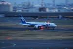 ぶるんねるさんが、羽田空港で撮影した全日空 787-881の航空フォト(写真)