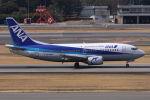 まんぼ しりうすさんが、伊丹空港で撮影したANAウイングス 737-54Kの航空フォト(写真)