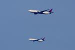 YAMMARさんが、成田国際空港で撮影したデルタ航空 777-232/LRの航空フォト(写真)
