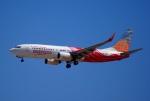 KAZKAZさんが、ドバイ国際空港で撮影したエア・インディア・エクスプレス 737-8HJの航空フォト(写真)