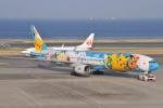 Orange linerさんが、羽田空港で撮影した全日空 777-381の航空フォト(写真)