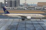 korosukeさんが、羽田空港で撮影したサウジアラビア航空 777-268/ERの航空フォト(写真)