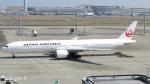 誘喜さんが、羽田空港で撮影した日本航空 777-346/ERの航空フォト(写真)