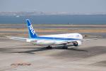 J-birdさんが、羽田空港で撮影した全日空 777-381の航空フォト(写真)