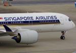 bravotaisei787さんが、羽田空港で撮影したシンガポール航空 A350-941XWBの航空フォト(写真)
