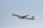 J-birdさんが、羽田空港で撮影した日本航空 767-346/ERの航空フォト(写真)