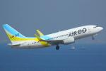 ハンバーグ師匠さんが、羽田空港で撮影したAIR DO 737-781の航空フォト(写真)
