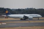ハピネスさんが、成田国際空港で撮影したルフトハンザ・カーゴ 777-FBTの航空フォト(写真)