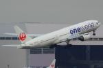 ハンバーグ師匠さんが、羽田空港で撮影した日本航空 777-246の航空フォト(写真)
