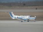 TUILANYAKSUさんが、新潟空港で撮影した海上保安庁 B300の航空フォト(写真)
