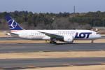 korosukeさんが、成田国際空港で撮影したLOTポーランド航空 787-85Dの航空フォト(写真)