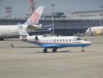 TUILANYAKSUさんが、関西国際空港で撮影した漢翔航空工業股份有限公司 1125A Astra SPXの航空フォト(写真)
