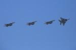 ペア ドゥさんが、千歳基地で撮影した航空自衛隊 F-15J Eagleの航空フォト(写真)