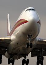 new_2106さんが、横田基地で撮影したカリッタ エア 747-4HQF/ERの航空フォト(写真)