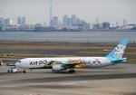 mojioさんが、羽田空港で撮影したAIR DO 767-381の航空フォト(写真)