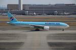 A350XWB-HNDさんが、羽田空港で撮影した大韓航空 777-2B5/ERの航空フォト(写真)