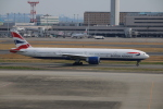 A350XWB-HNDさんが、羽田空港で撮影したブリティッシュ・エアウェイズ 777-336/ERの航空フォト(写真)