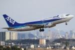 やまけんさんが、仙台空港で撮影したANAウイングス 737-54Kの航空フォト(写真)