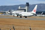 senchouさんが、伊丹空港で撮影した日本航空 737-846の航空フォト(写真)