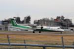 たつぼんさんが、松山空港で撮影したANAウイングス DHC-8-402Q Dash 8の航空フォト(写真)