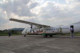 ルアンパバーン国際空港 - Luang Prabang International Airport [LPQ/VLLB]で撮影されたルアンパバーン国際空港 - Luang Prabang International Airport [LPQ/VLLB]の航空機写真