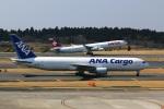 DVDさんが、成田国際空港で撮影した全日空 767-381/ER(BCF)の航空フォト(写真)