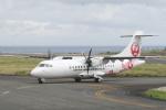 JA8324さんが、沖永良部空港で撮影した日本エアコミューター ATR-42-600の航空フォト(写真)