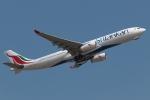 木人さんが、成田国際空港で撮影したスリランカ航空 A330-343Xの航空フォト(写真)