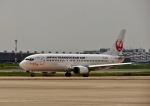 jjieさんが、羽田空港で撮影した日本トランスオーシャン航空 737-446の航空フォト(写真)