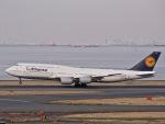 jjieさんが、羽田空港で撮影したルフトハンザドイツ航空 747-230BMの航空フォト(写真)