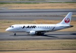 mojioさんが、羽田空港で撮影したジェイ・エア ERJ-170-100 (ERJ-170STD)の航空フォト(写真)