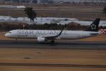 MuniLさんが、仙台空港で撮影したエバー航空 A321-211の航空フォト(写真)