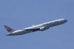 レンタくんさんが、羽田空港で撮影した日本航空 777-346/ERの航空フォト(写真)