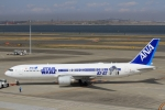 kingmengraiさんが、羽田空港で撮影した全日空 767-381/ERの航空フォト(写真)