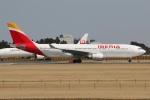 たみぃさんが、成田国際空港で撮影したイベリア航空 A330-202の航空フォト(写真)