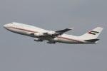 たみぃさんが、羽田空港で撮影したドバイ・ロイヤル・エア・ウィング 747-422の航空フォト(写真)