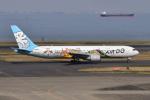 Timothyさんが、羽田空港で撮影したAIR DO 767-381の航空フォト(写真)