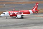 euro_r302さんが、中部国際空港で撮影したエアアジア・ジャパン A320-216の航空フォト(写真)