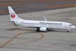euro_r302さんが、中部国際空港で撮影した日本トランスオーシャン航空 737-8Q3の航空フォト(写真)