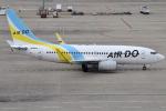euro_r302さんが、中部国際空港で撮影したAIR DO 737-781の航空フォト(写真)