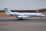 euro_r302さんが、中部国際空港で撮影したウィルミントン・トラスト・カンパニー G-V-SP Gulfstream G550の航空フォト(写真)
