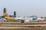 Y-Kenzoさんが、成田国際空港で撮影したセブパシフィック航空 A330-343Eの航空フォト(写真)