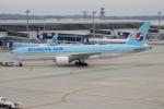 きんめいさんが、中部国際空港で撮影した大韓航空 777-2B5/ERの航空フォト(写真)