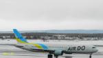 SNAKEさんが、新千歳空港で撮影したAIR DO 767-33A/ERの航空フォト(写真)