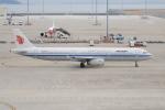 きんめいさんが、中部国際空港で撮影した中国国際航空 A321-232の航空フォト(写真)