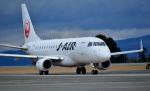 HS888さんが、鹿児島空港で撮影したジェイ・エア ERJ-170-100 (ERJ-170STD)の航空フォト(写真)